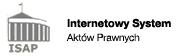 Internetowy System Aktów Prawnych